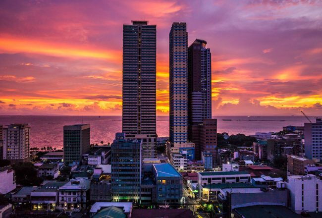 things about Manila