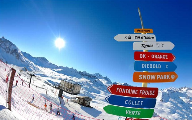 Go Skiing At These Incredible Destinations 2