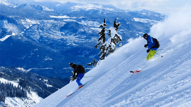 Go Skiing At These Incredible Destinations