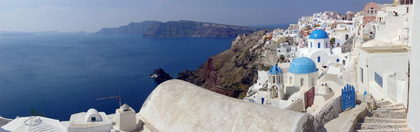 holidays to Santorini Island