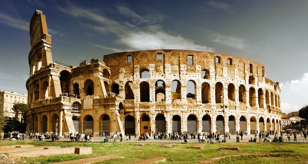 Attractions in Rome