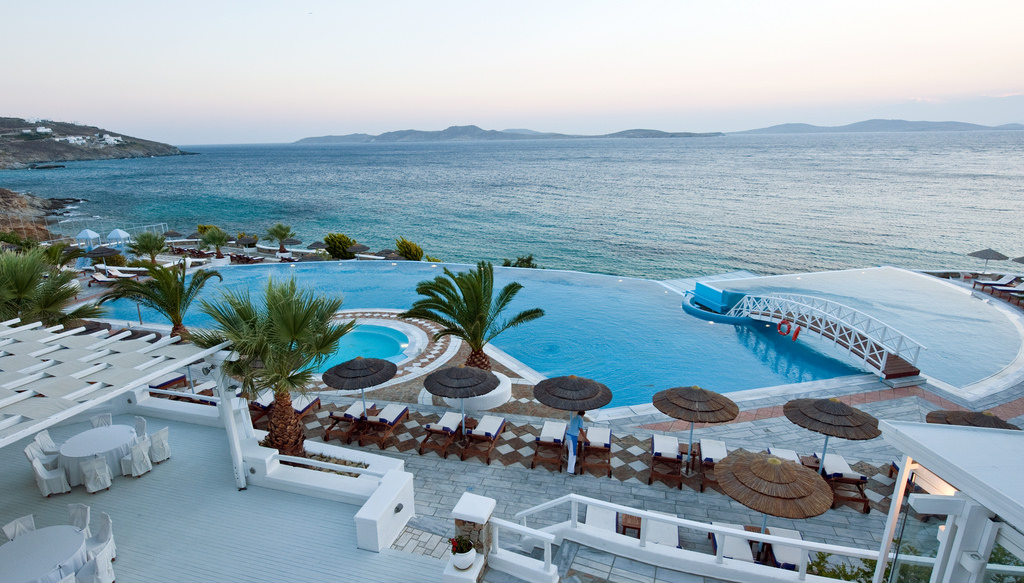 best hotels in Mykonos