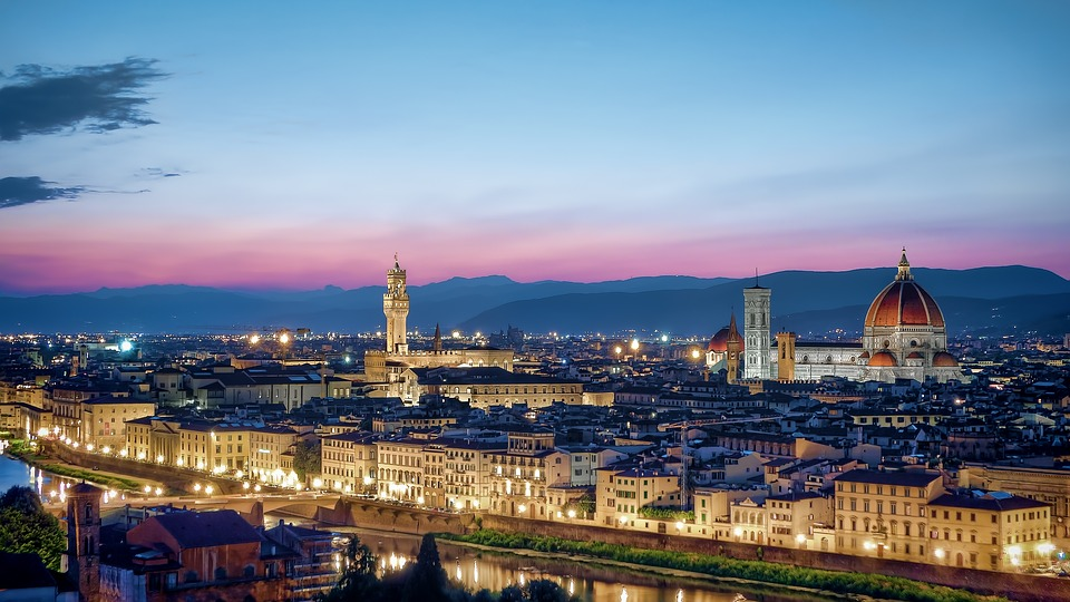holidays in Florence