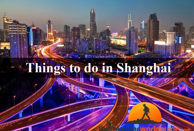 Shanghai attraction