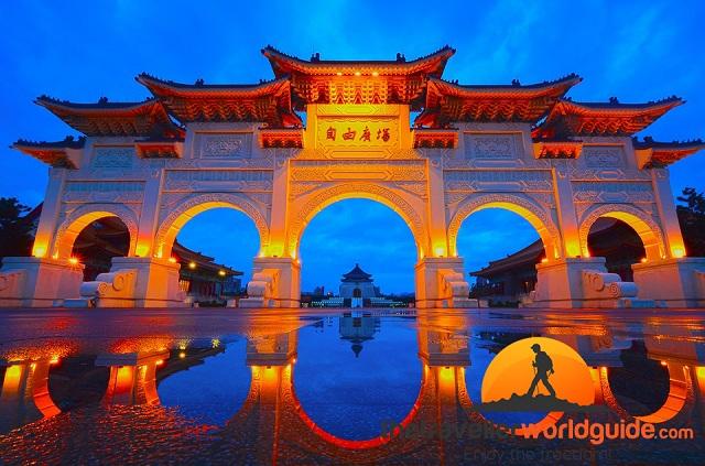 Taipei attractions