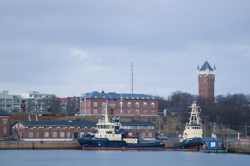 tourist attractions of Esbjerg
