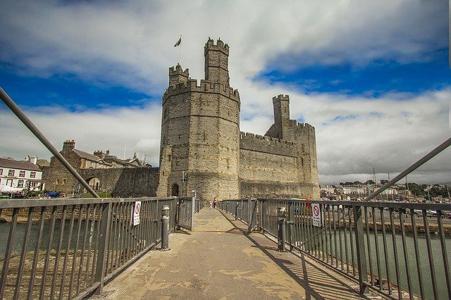 attractions in wales