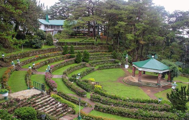 Baguio tourist spot