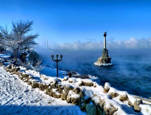 Crimea Winter Tour