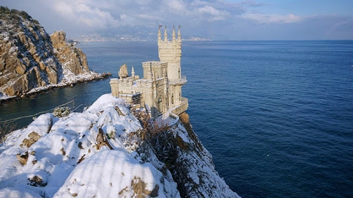 Crimea Winter Tour