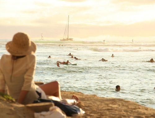trip in Hawaii